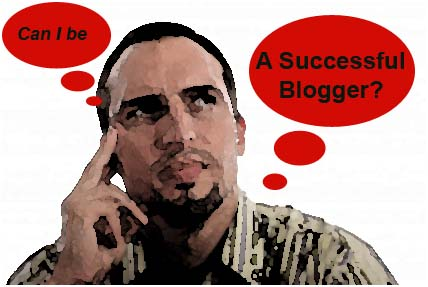 a successful blogger copy