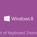 Windows 8 Shortcut Keys 2013