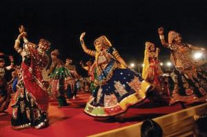 Navratri Garba 2013 Festival In India