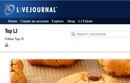 LiveJournal - Best Blog Site