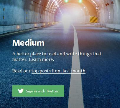 Medium - Best Blog Site