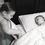 Viral video: Sadie doesn't want her brother to grow up !