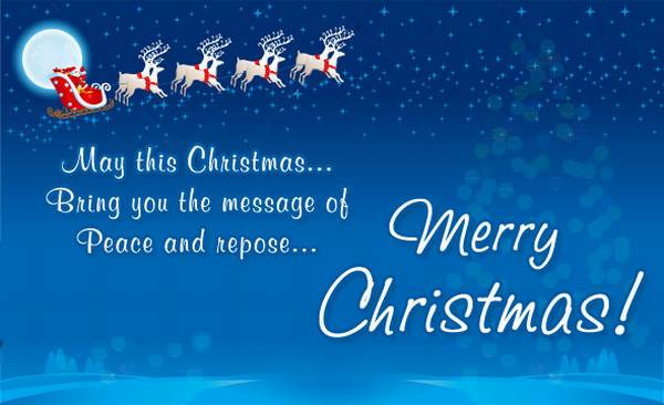 Christmas Greeting Quotes: Christmas Wishes Messages And Christmas Quotes