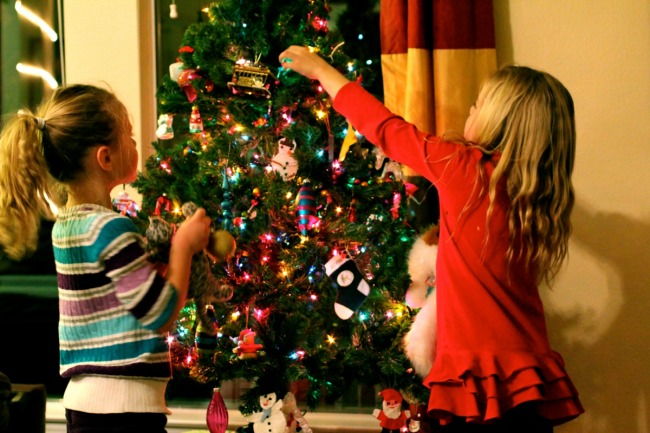 Christmas tree decoration ideas for How to decorate the best christmas tree
