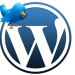 Flying Twitter Bird WordPress Plugin