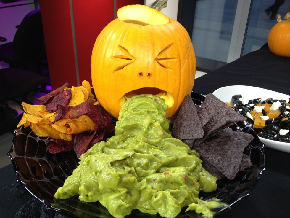 Tasty and grossy yet scary halloween foods for Cuisine halloween