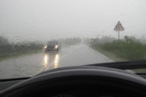 How to Drive in Wet Weather